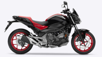 Honda NC 750 S 2020