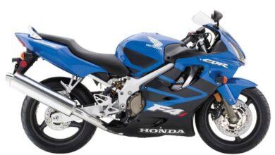 Honda CBR F4i