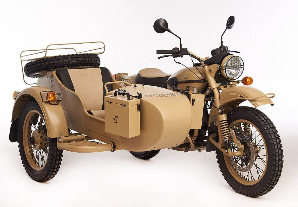 Motocykle Ural