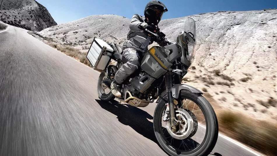 Yamaha XT 660Z Ténéré
