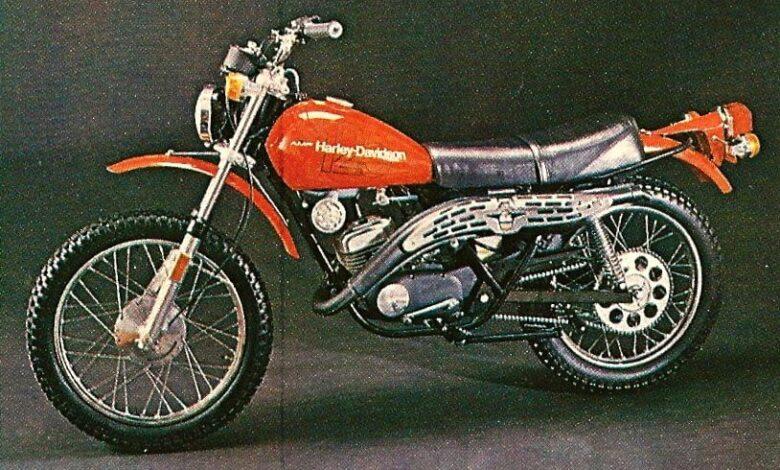 Harley-Davidson AMF