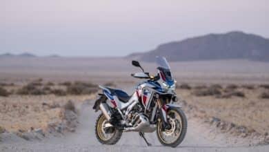Honda CRF 1100 Africa Twin 2020 bezdroża offroad adventure