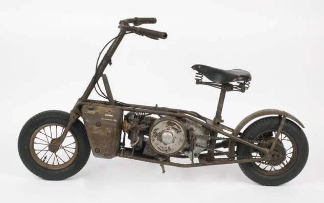 Excelsior Welbike - motocykl desantowy