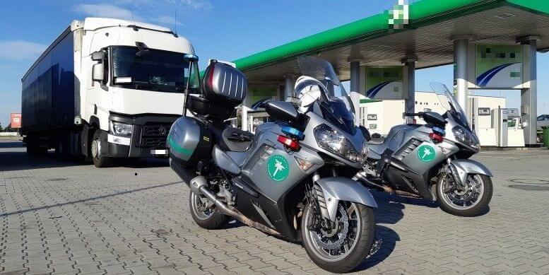 ITD motocykl kontrola inspekcja kawasaki