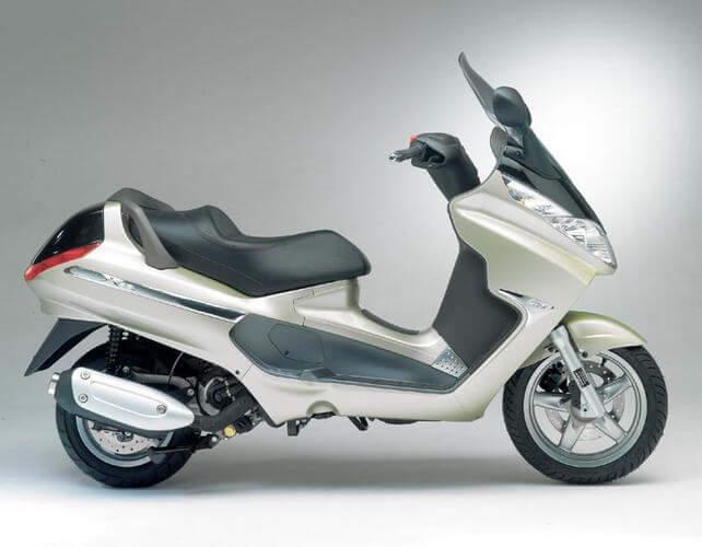 Piaggio X8 125