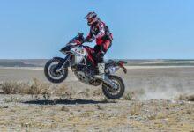Ducati Multistrada 1260 Rnduro rajd rally adventure