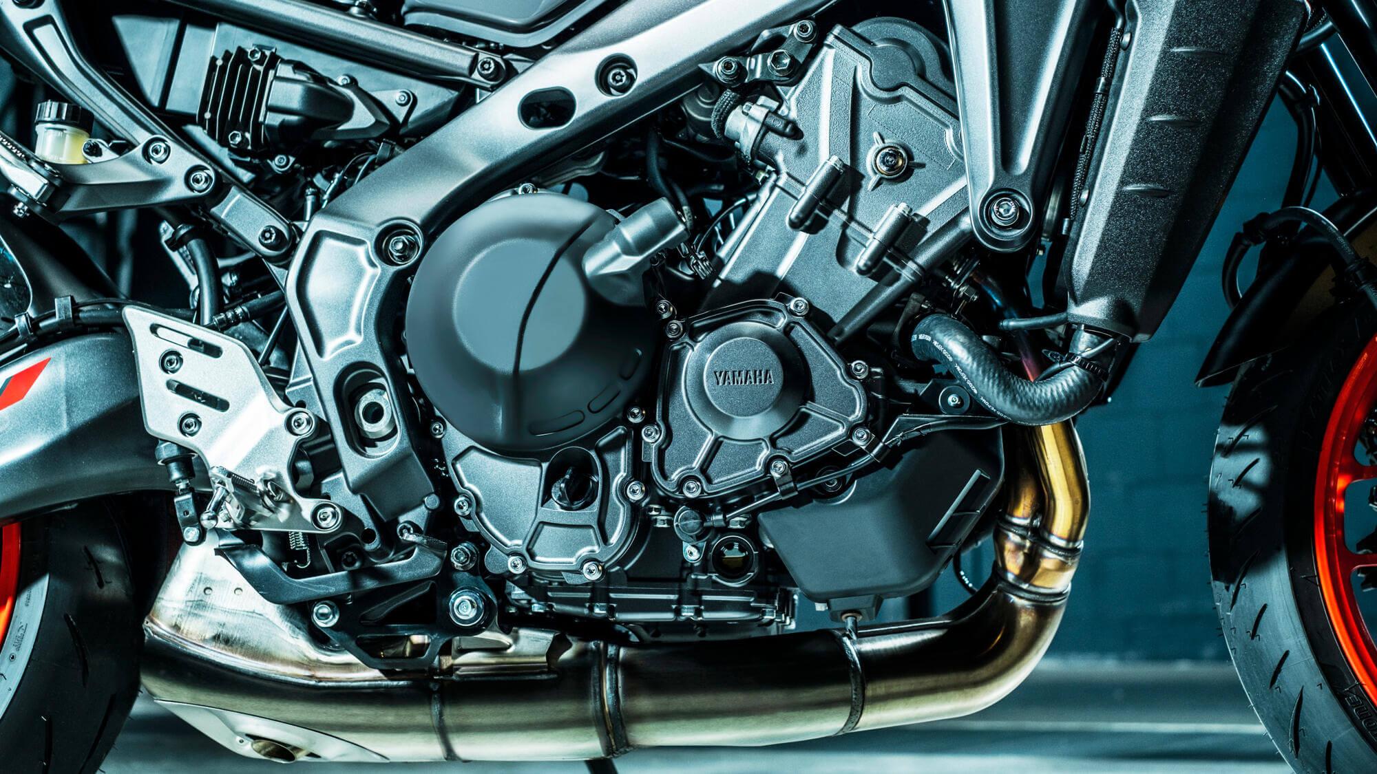 Yamaha MT-09 silnik