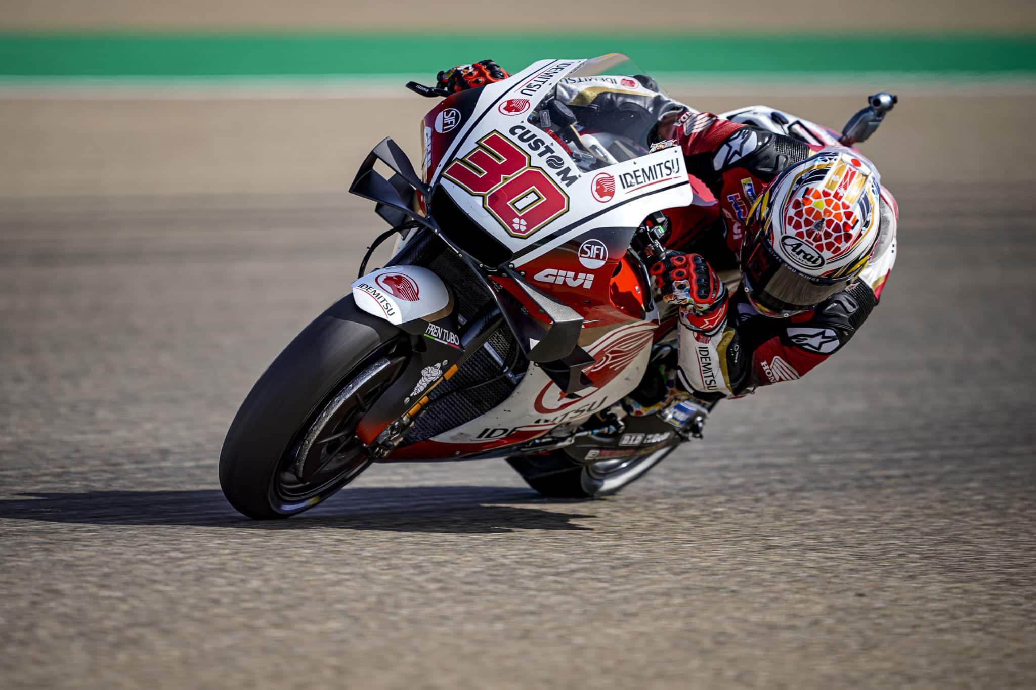 MotoGP Nakagami
