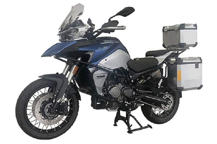Benelli TRK 800X