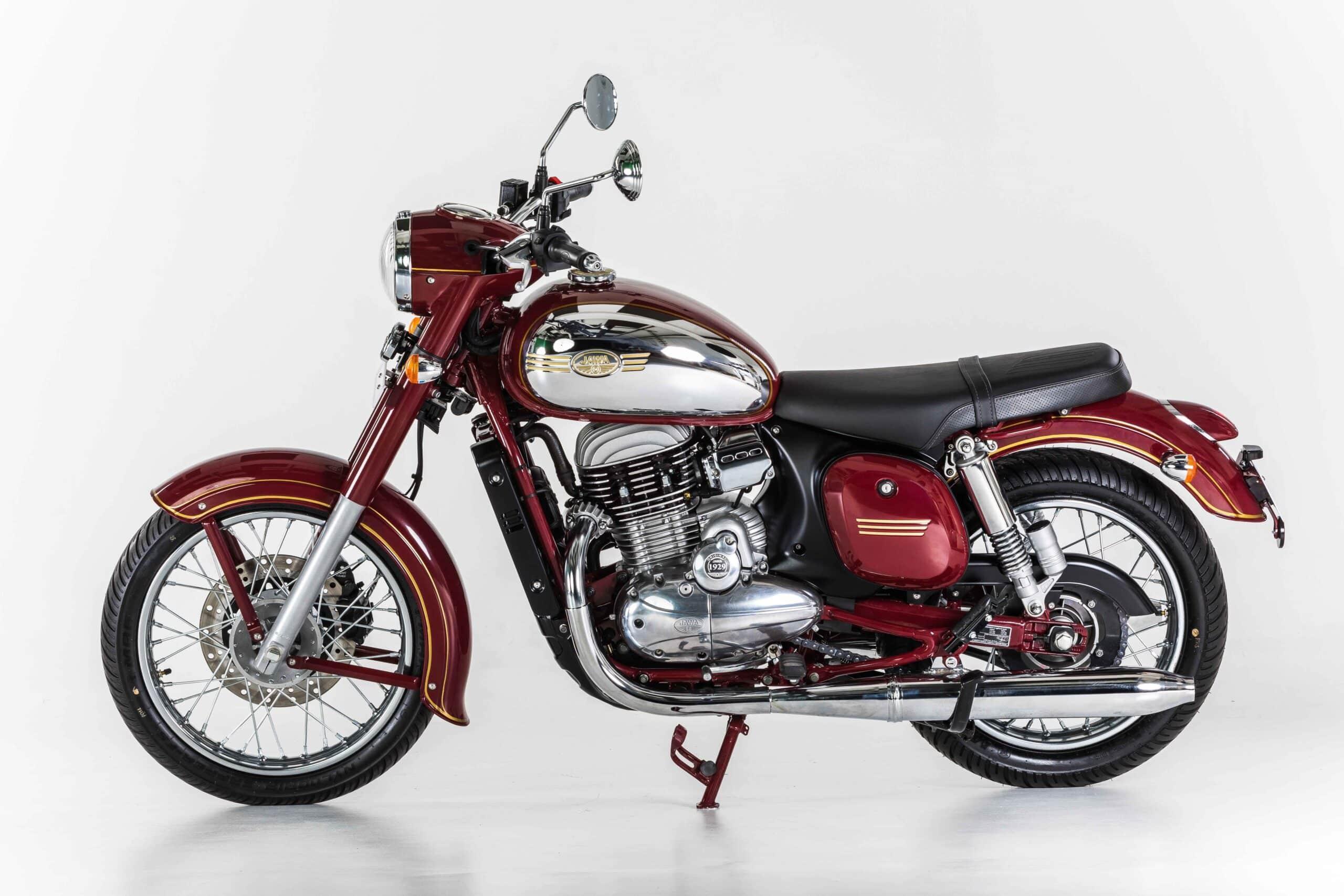 Jawa motocykle. Powrót Jawy