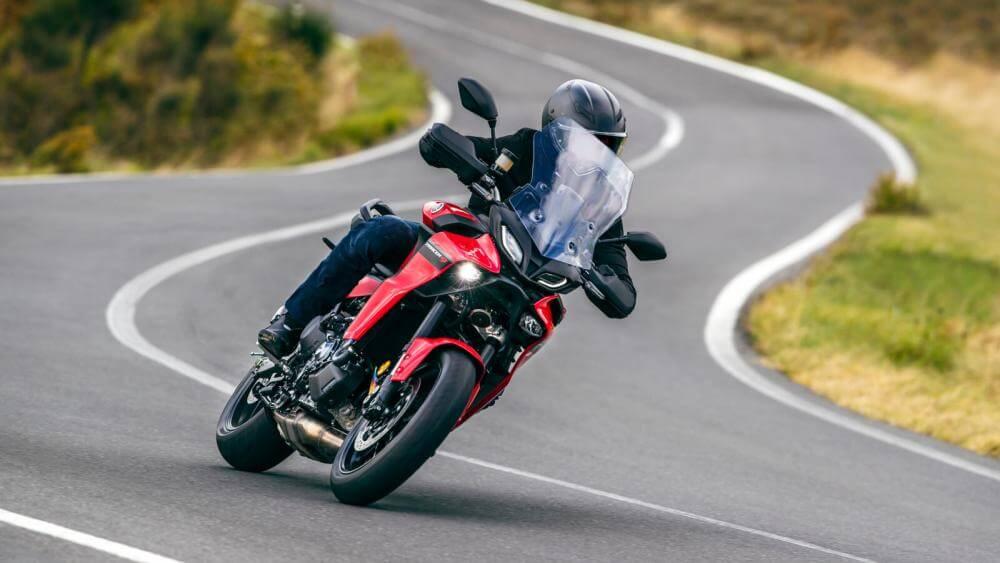 Yamaha Tracer 9 2020 - najciekawsze motocykle 2021