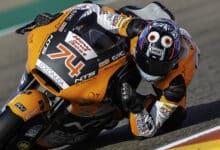 Piotr Biesiekirski 74 Moto2