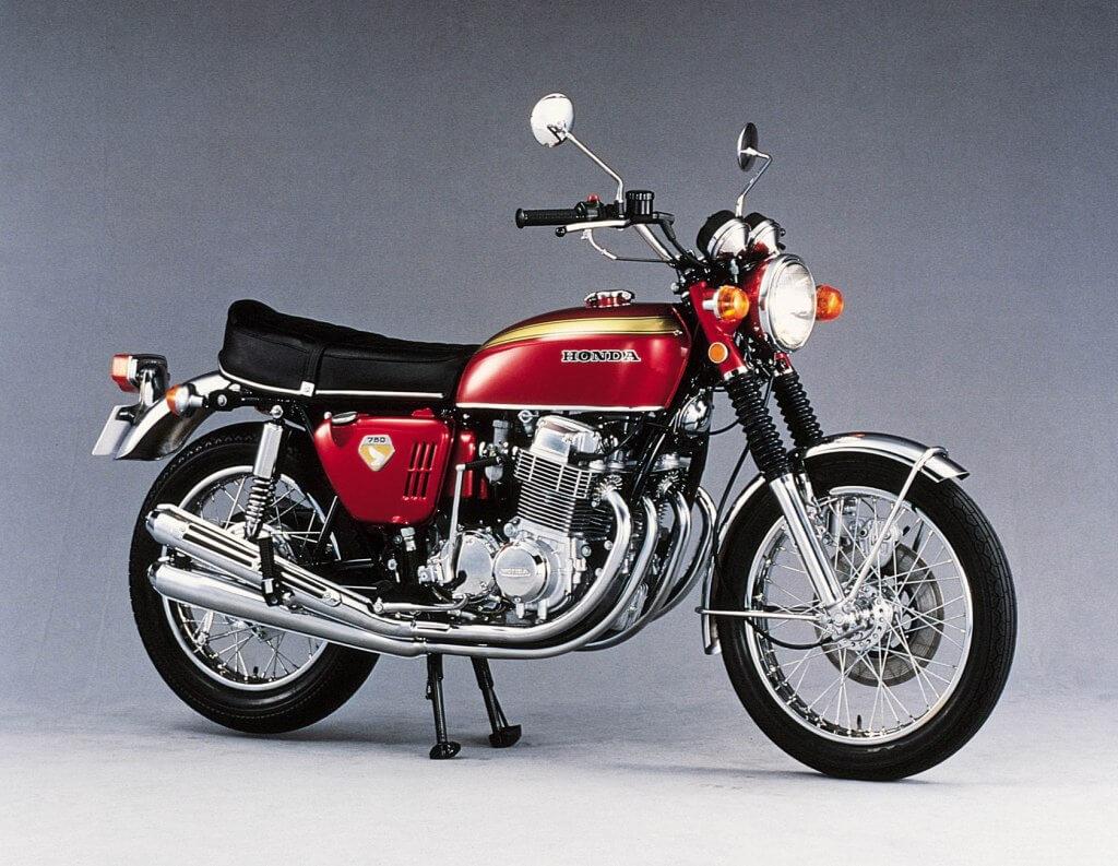 Kultowe motocykle: Honda CB 750 Four
