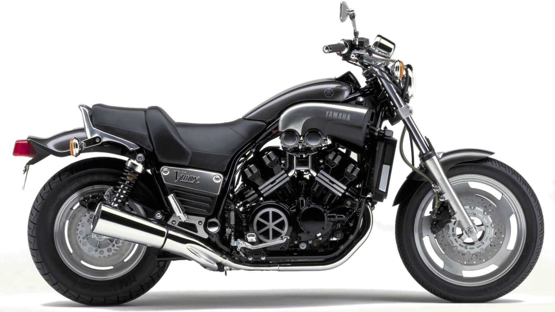 Kultowe motocykle: Yamaha V-Max