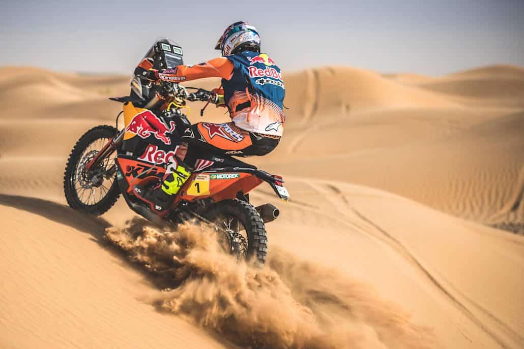 Dakar 2021. Zmiany w przepisach