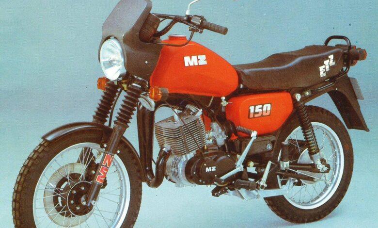 MZ ETZ 150
