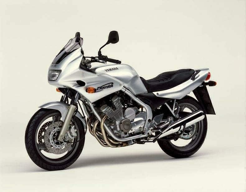 Kultowe motocykle: Yamaha XJ 600 Diversion