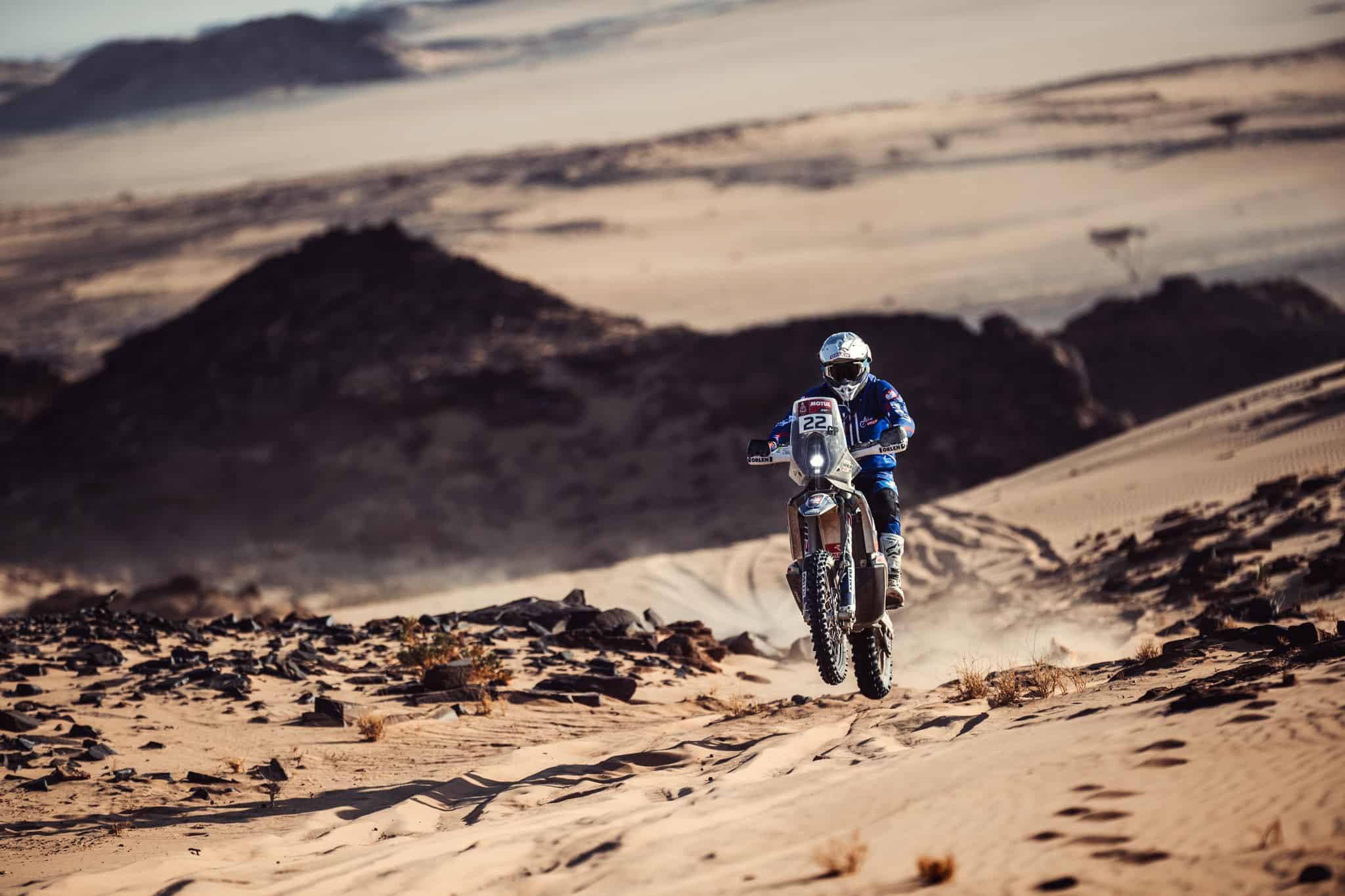 Rajd Dakar 2021. Orlen Team
