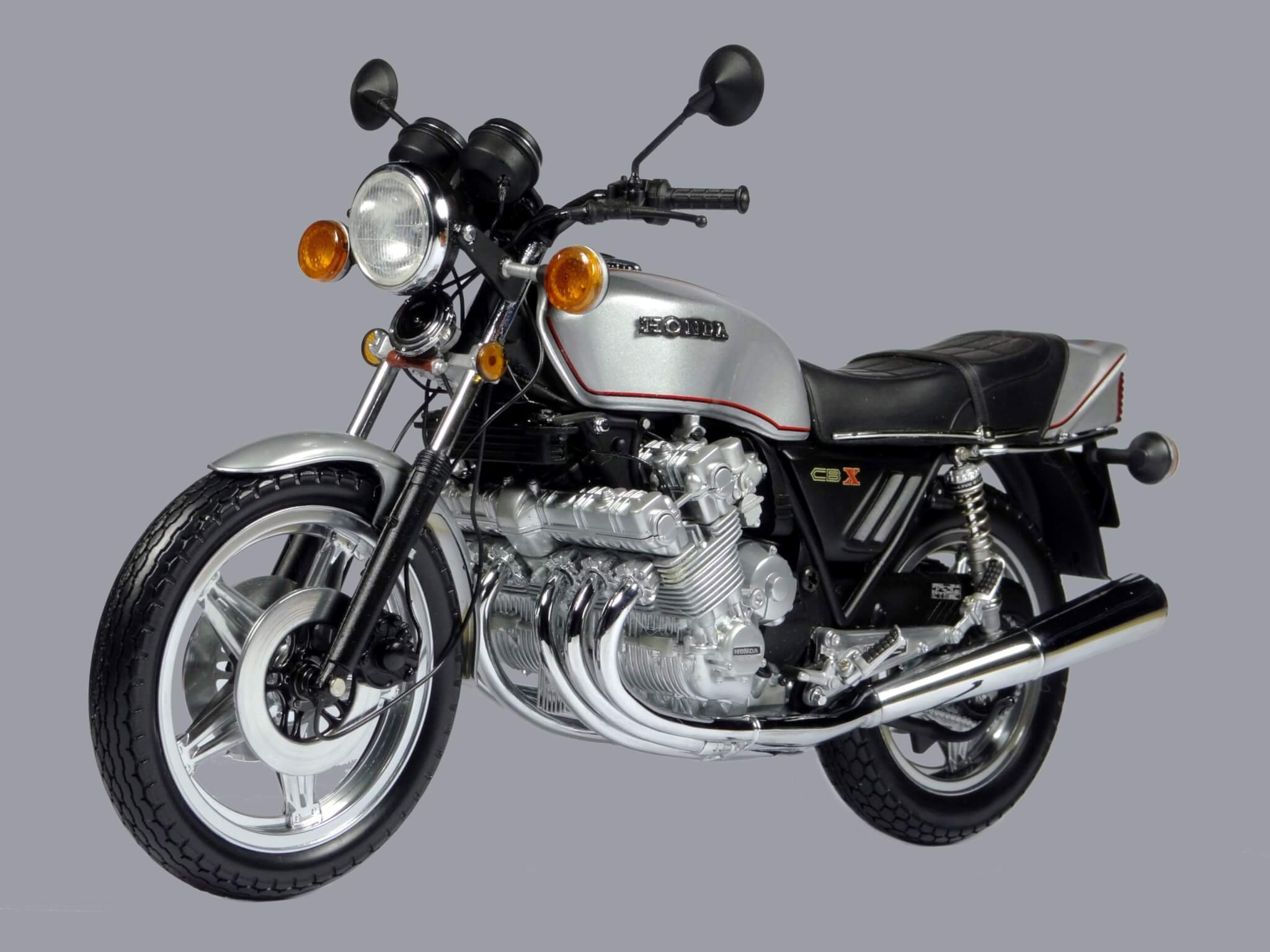 Honda CBX 1000. Sześciocylindrowy naked bike
