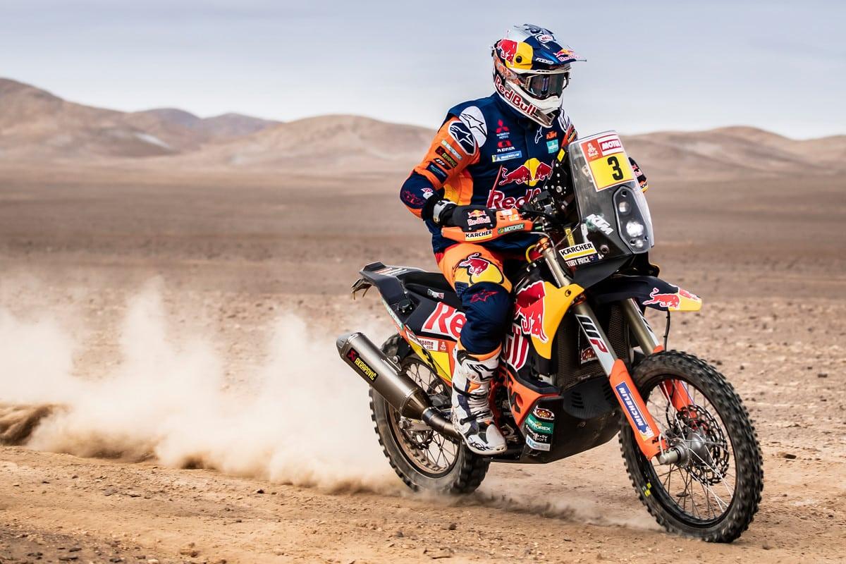 Dakar 2021. Toby Price