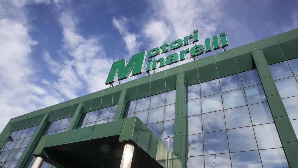 Motori Minarelli Fabryka