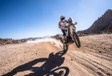 Adam Tomiczek, Dakar 2021