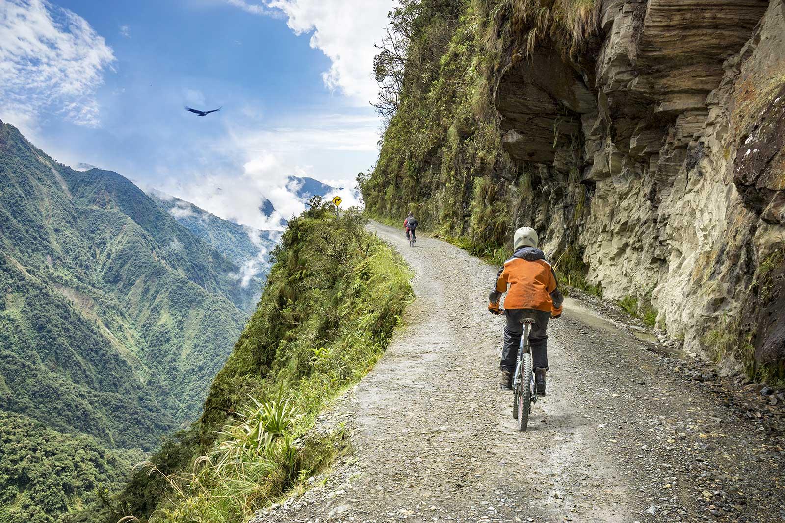 Najniebezpieczniejsze drogi świata.