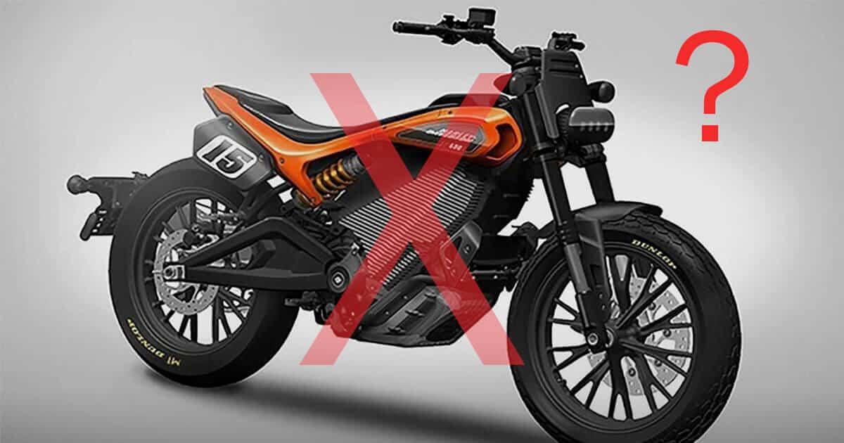 HD elektryczny XR750