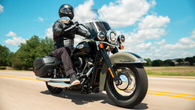 Harley-Davidson Heritage Classic 2021