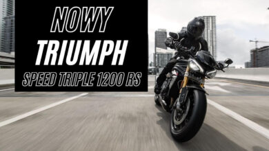 Nowy Speed Triple 1200 RS 2021