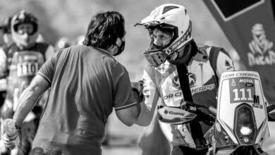 Pierre Cherpin Dakar 2021