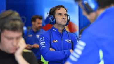 Davide Brivio. MotoGP