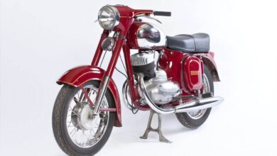 Jawa 250, typ 353. Motocykle zabytkowe
