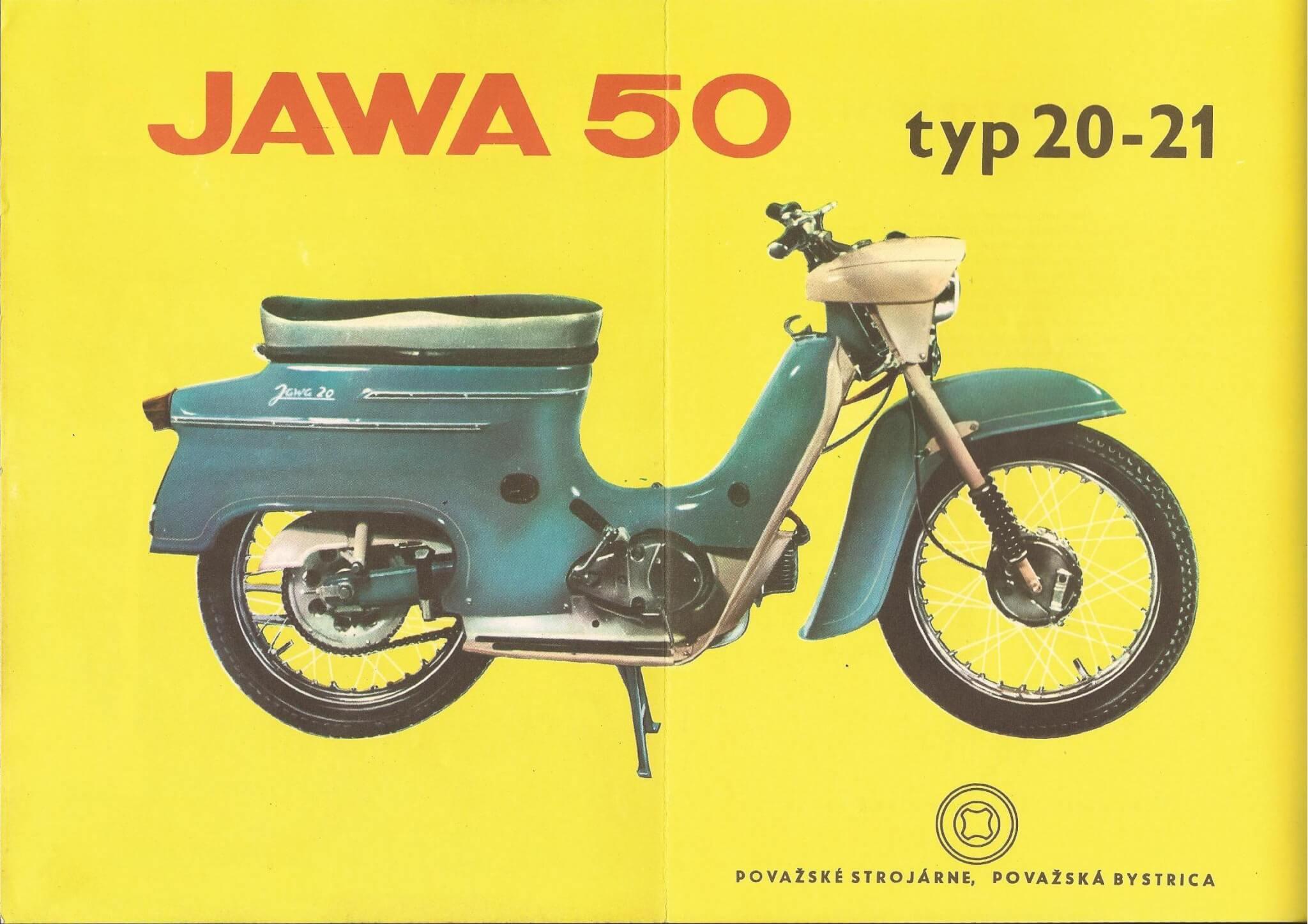 Jawka 50 typ 20 Kaczka