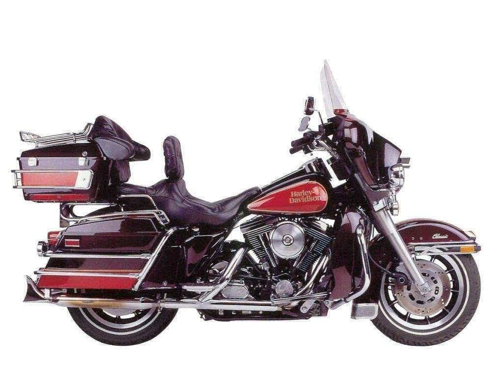 Harley Davidson Elektra Glide