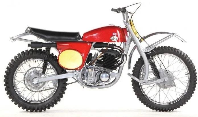 Motocykl Greeves