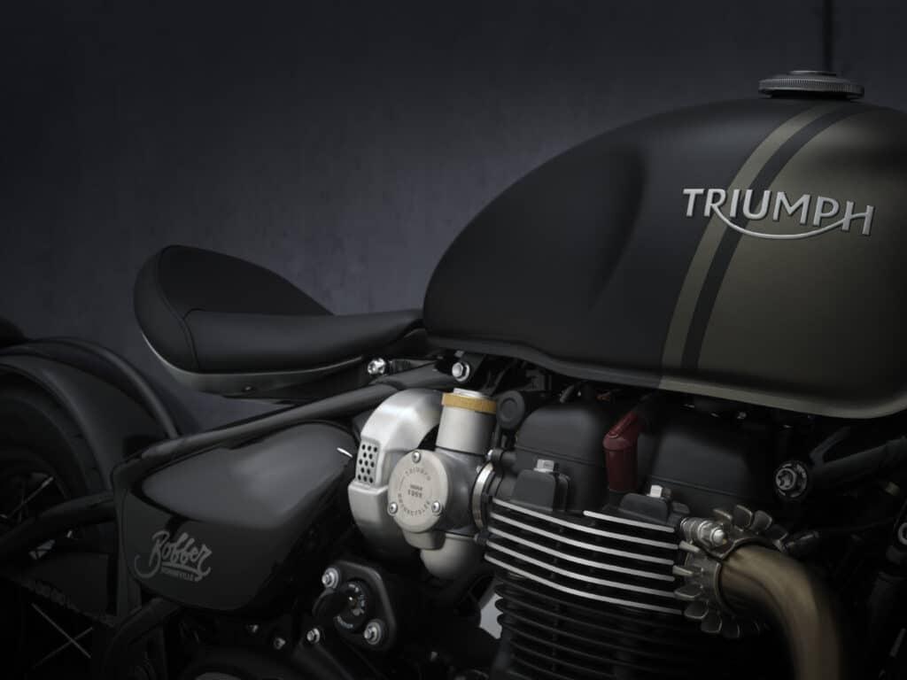 Triumph Bonneville Bobber 2021