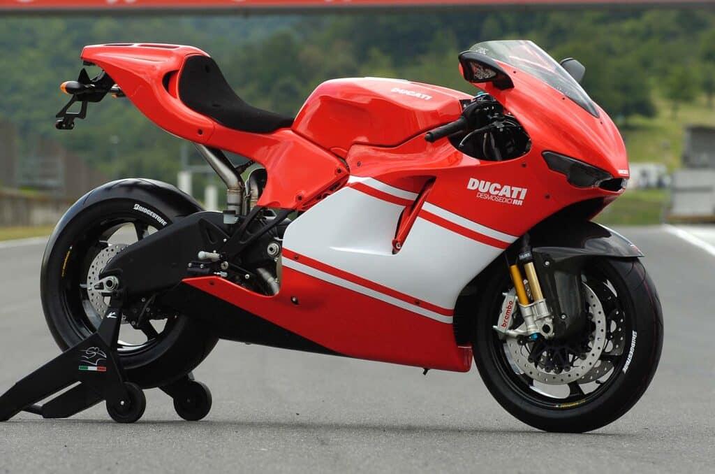 Ducati Desmosedici D166RR