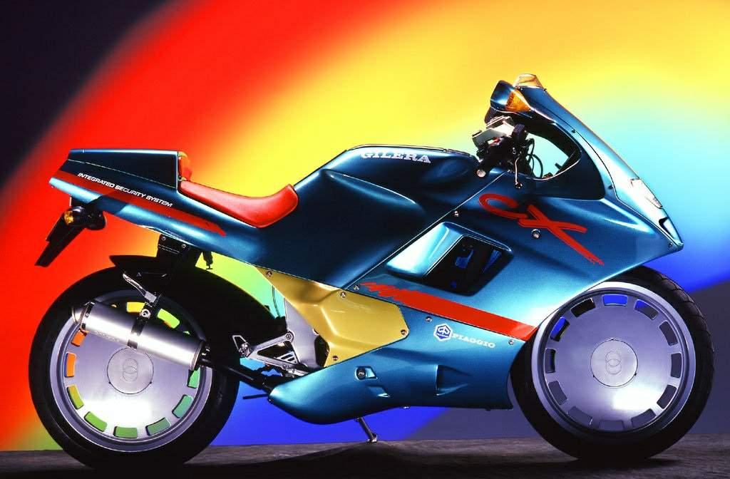 Gilera CX125. Najbrzydsze motocykle świata