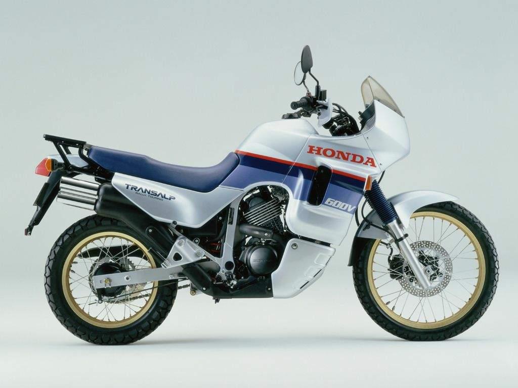 Honda XL600V Transalp 1987
