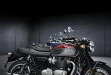 Triumph Bonneville Modern Classics 2021