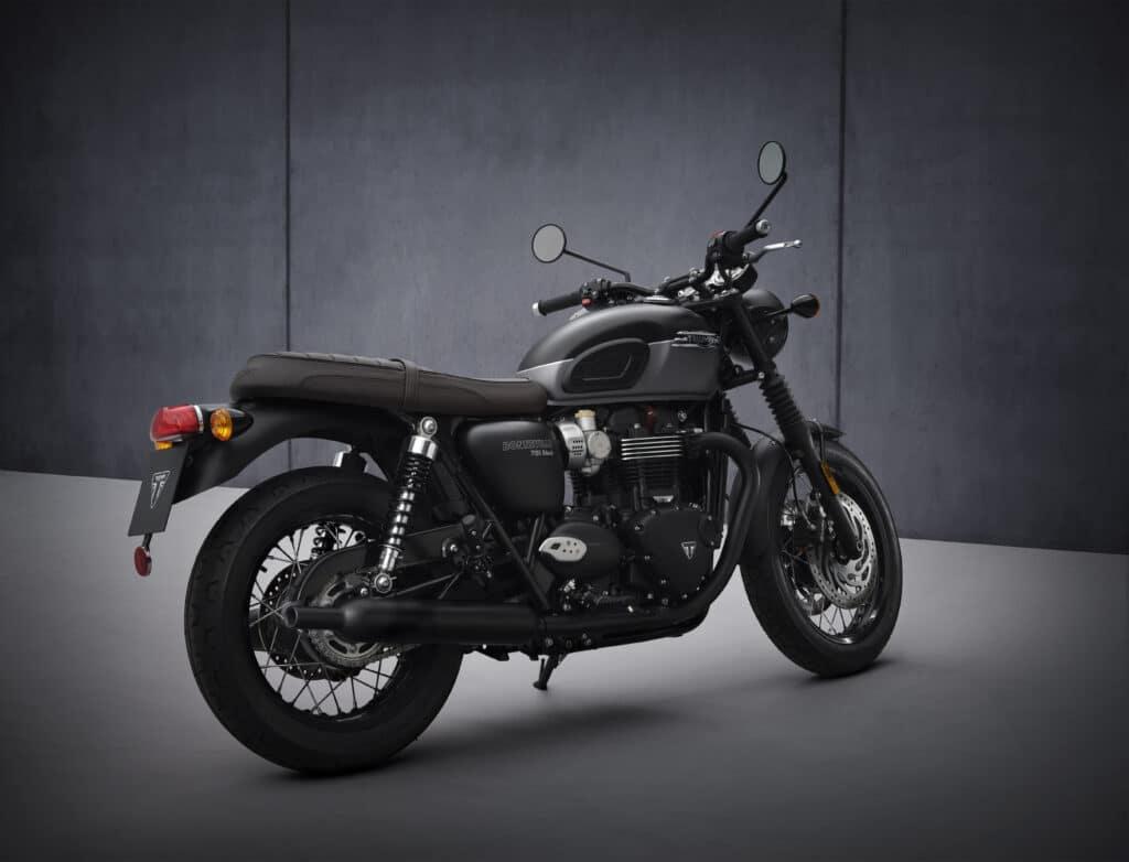 Triumph Bonneville T120 2021 Black