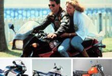 Motocykle lat 80-tych