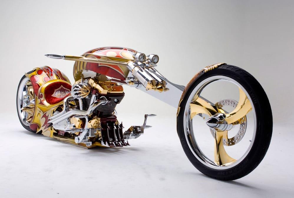 Nehmesis bike