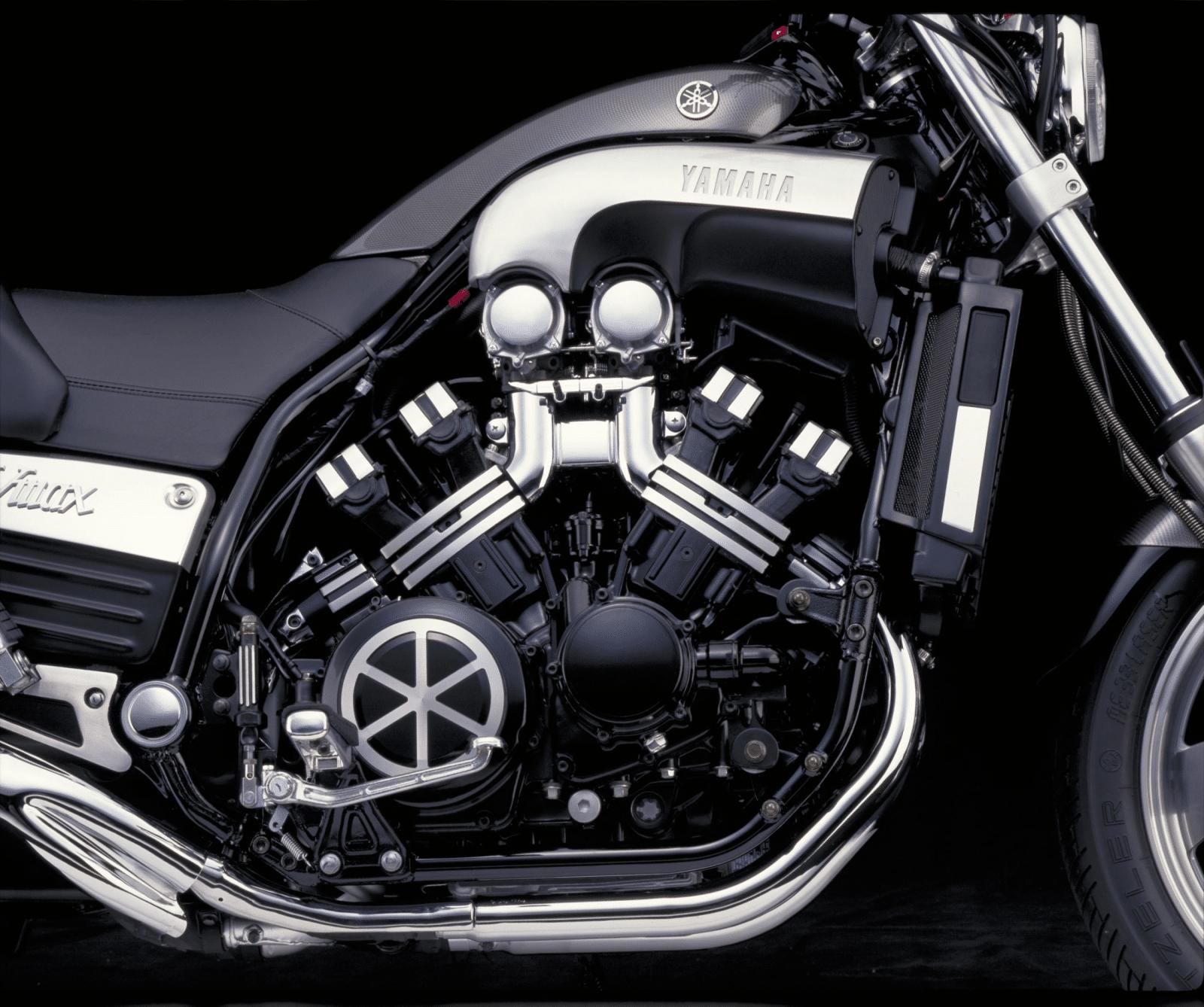 Yamaha V-Max 1200 2001