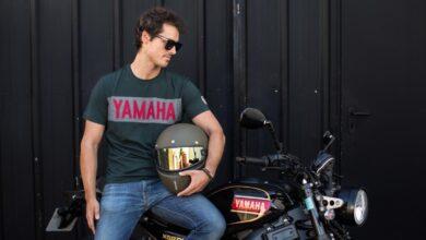 Yamaha odzież casual 2021