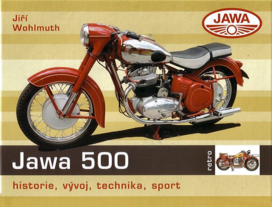 Jawa-500-OHC
