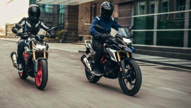 BMW G 310 R i G 310 GS 2021