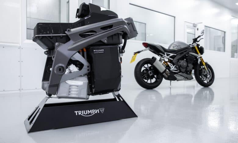 Triumph TE-1