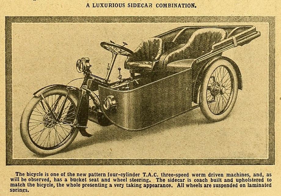 Wilkinson TAC 1910